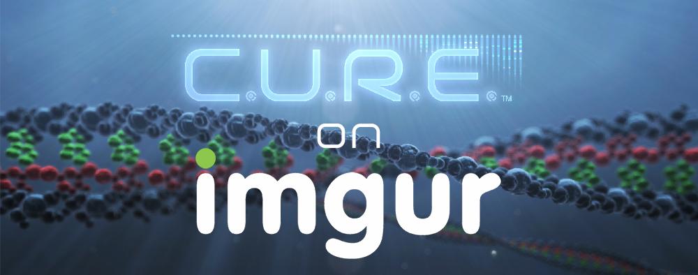 CUREImgurLogoPoster